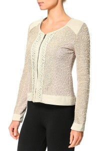 Cream Carena Cardigan