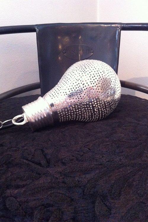 Egyptisk handgjord lampa