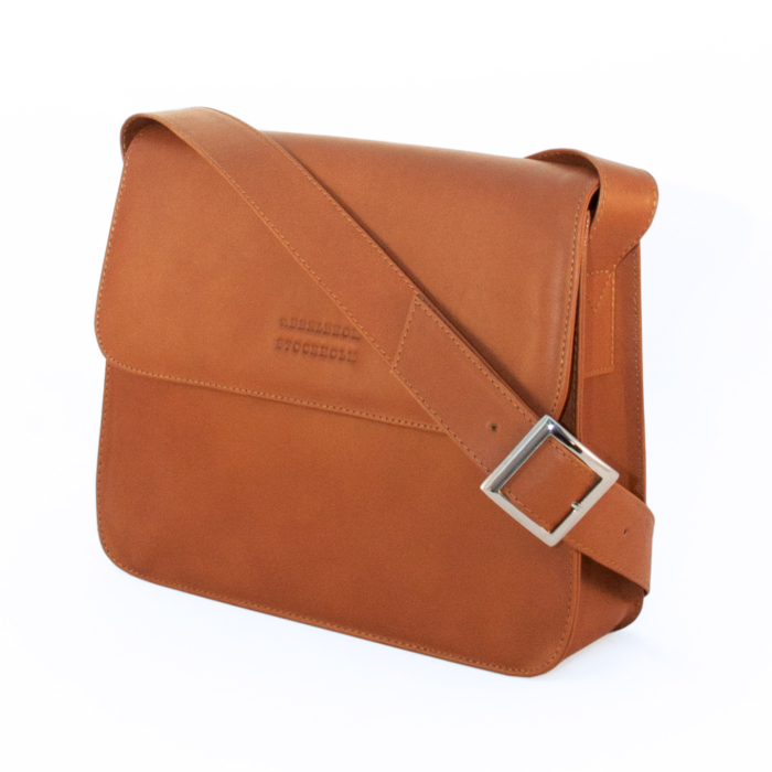 New Handbag Cognac