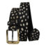Anna Belt Animal Print Black
