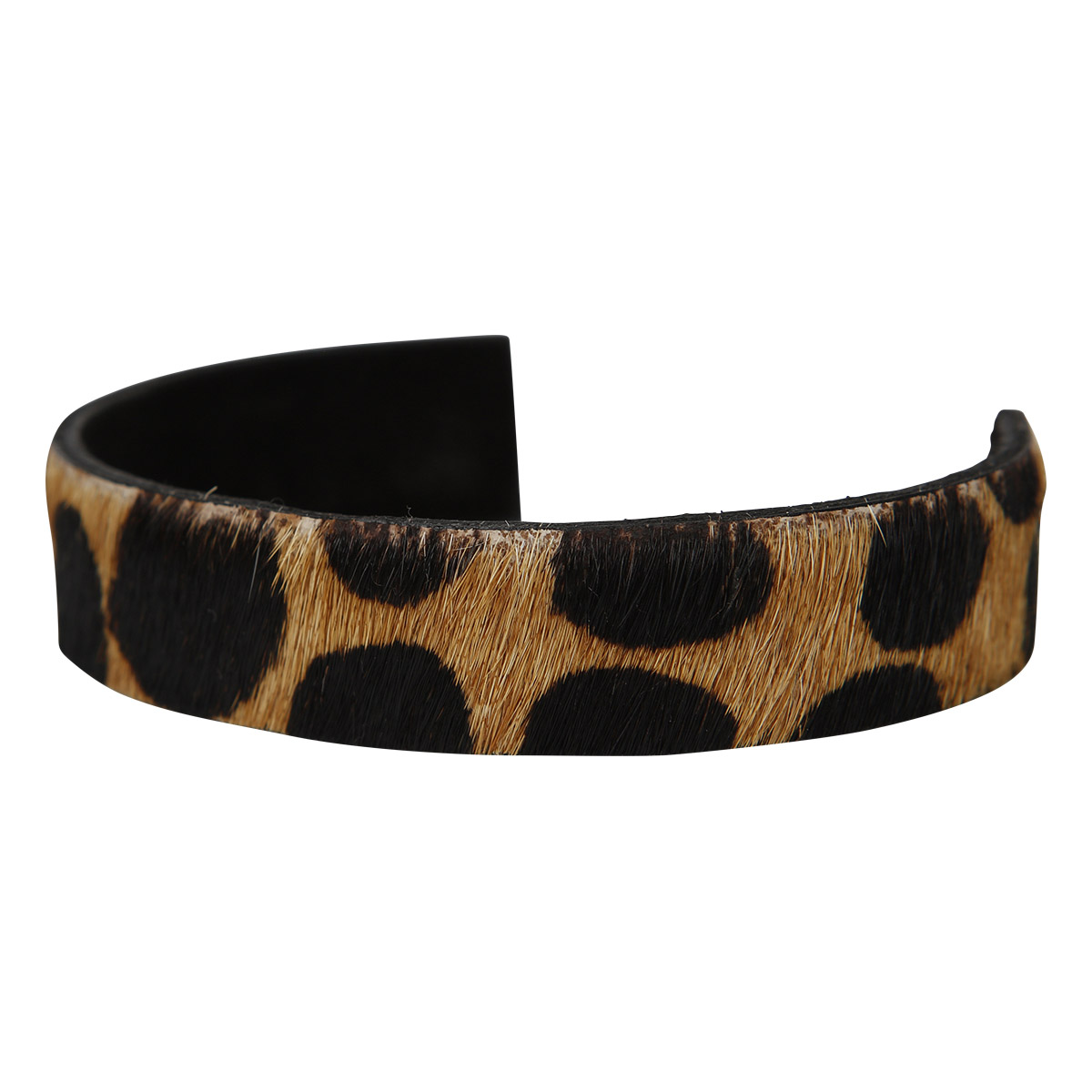 Lilly Bracelet Animal Print Brown Dots