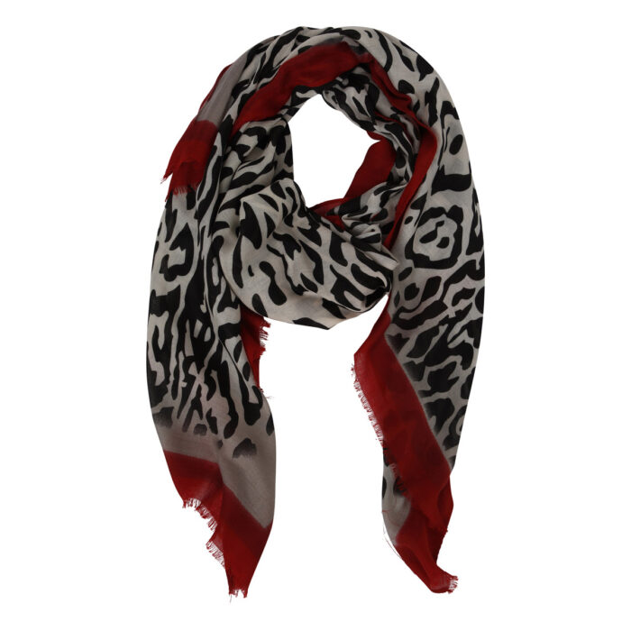 Vera Scarf Red