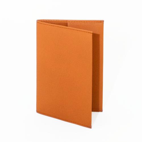 Passport Wallet Cognac