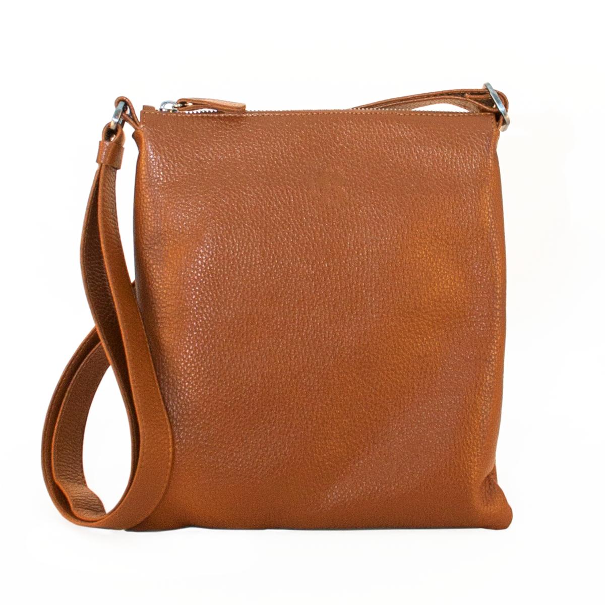 Small Handbag Cognac