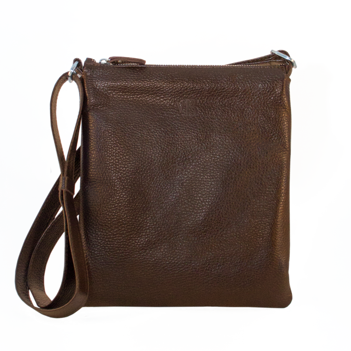 Small Handbag Dark Brown
