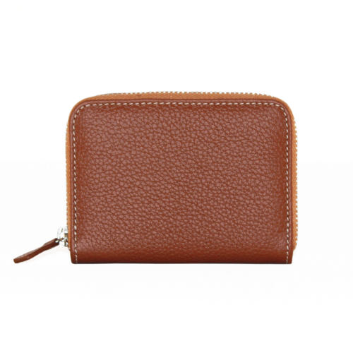 New Wallet Cognac