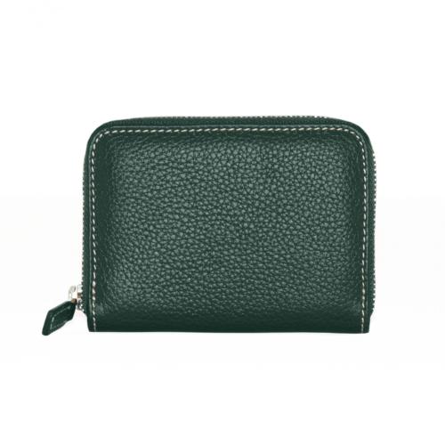 New Wallet Dark Green