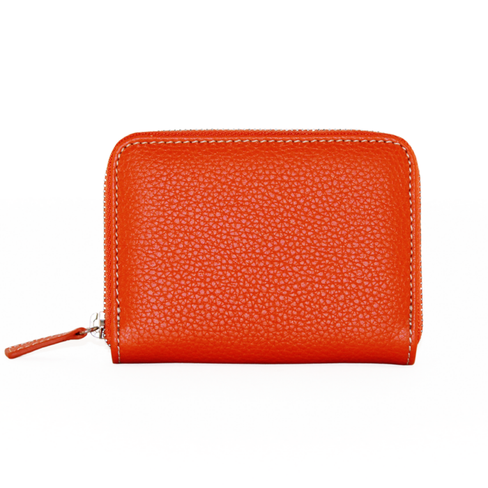 New Wallet Orange